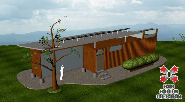 Shipping container home designs and plans big boom blog - Design your own shipping container home ...