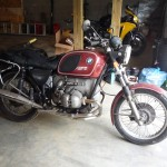 BMW R76/6 750cc Air Head