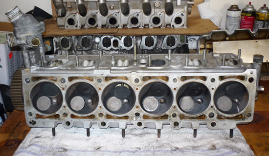 E30 Bmw 325i Cylinder Head Rebuild Fixing Bent Valves