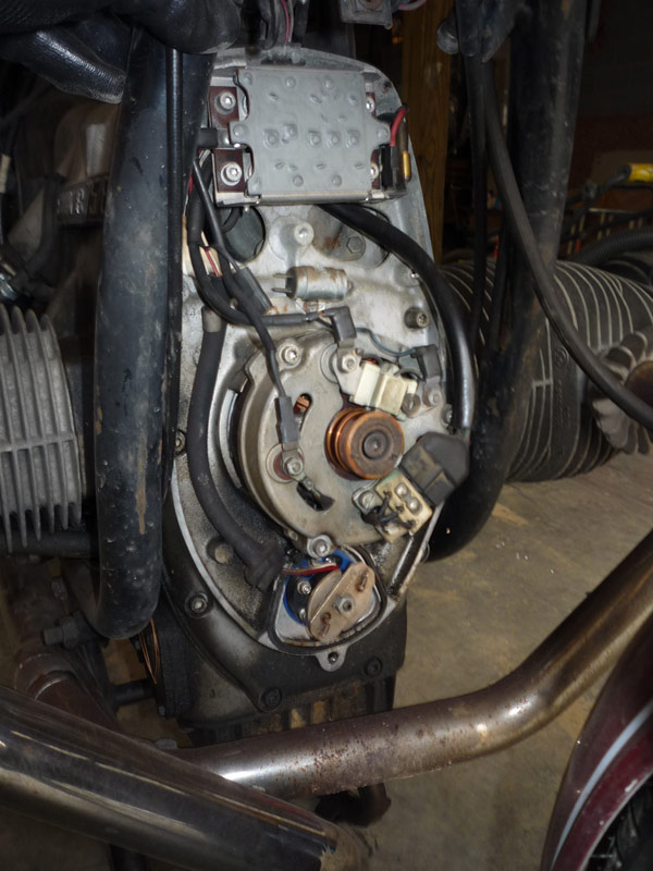 Poor Boy Alternator Conversion : Why do stators fail page
