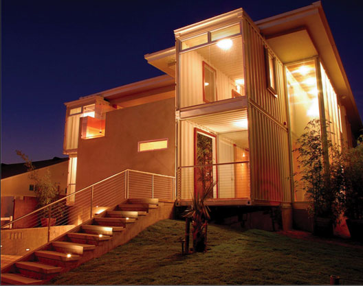 Shipping container home designs and plans for Maison container nc