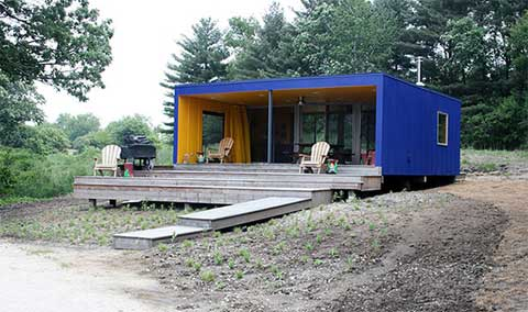 Small Shipping Container Homes shipping container home designs and plans