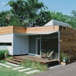 Shipping Container Dwelling