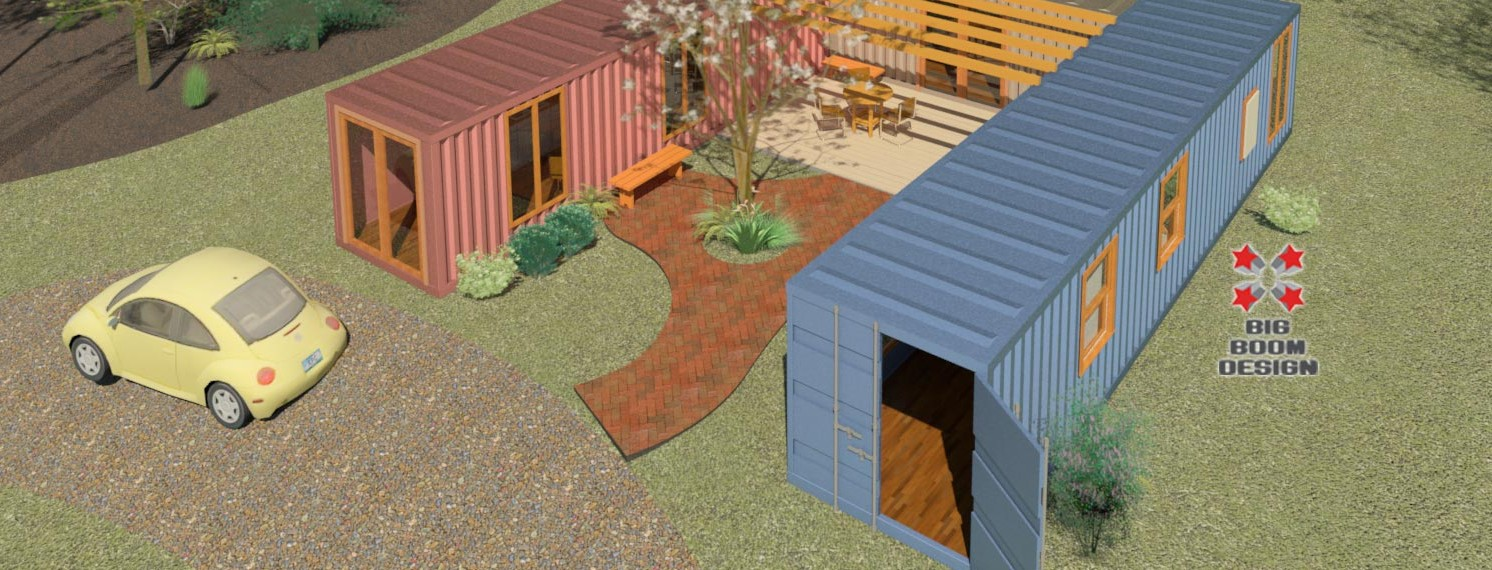Shipping Container Home Design Plans For Sale